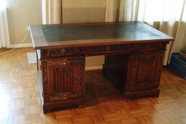 antik schreibtisch neu und gebraucht kaufen bei. Black Bedroom Furniture Sets. Home Design Ideas