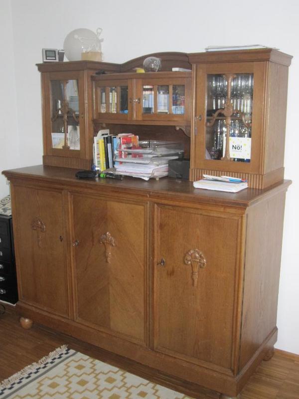 anrichte buffet kaufen gebraucht und g nstig. Black Bedroom Furniture Sets. Home Design Ideas