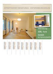 Appartement/ Beratungs-Entspannungsraum