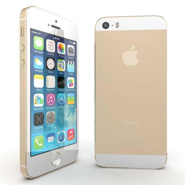 apple iphone 5s in 39 gold wei 39 oder in 39 silber 39 16gb. Black Bedroom Furniture Sets. Home Design Ideas