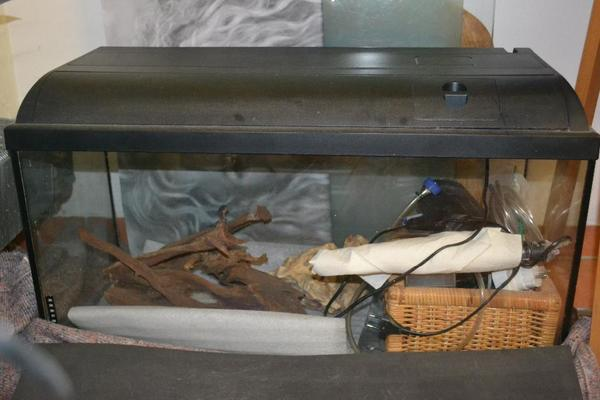 aquarium gebraucht kaufen nur 4 st bis 70 g nstiger. Black Bedroom Furniture Sets. Home Design Ideas