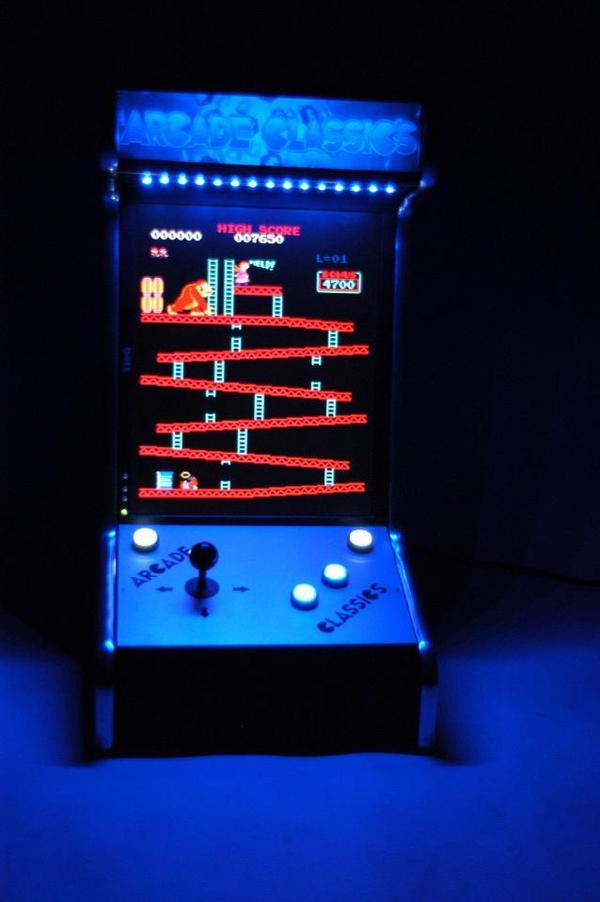 arcade spielautomaten gebraucht