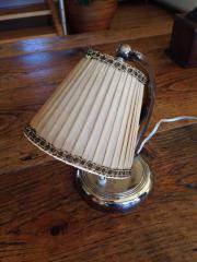 Art Deco Nachttischlampe