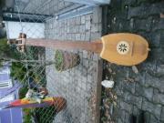 Asiatisches Holz Instrument