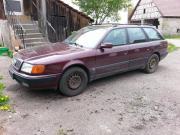 Audi quattro avant,