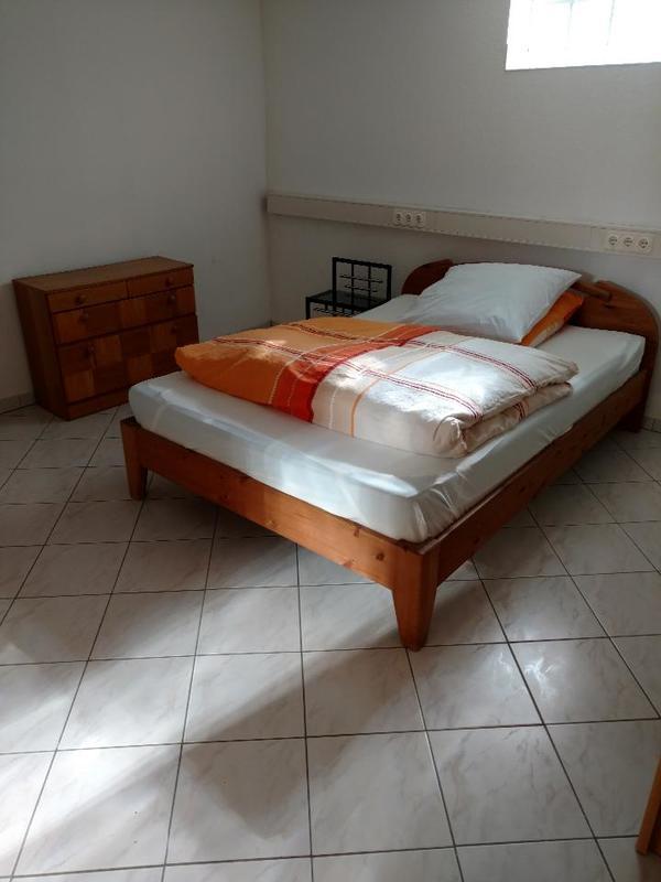 auf zeit m blierte 2 zi wohnung zu vermieten. Black Bedroom Furniture Sets. Home Design Ideas