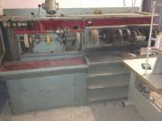 Ausputz-Schleifmaschine