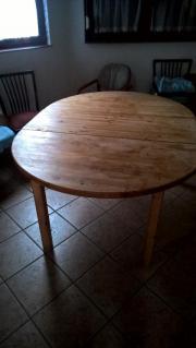 ausziehbarer Esstisch, Tisch