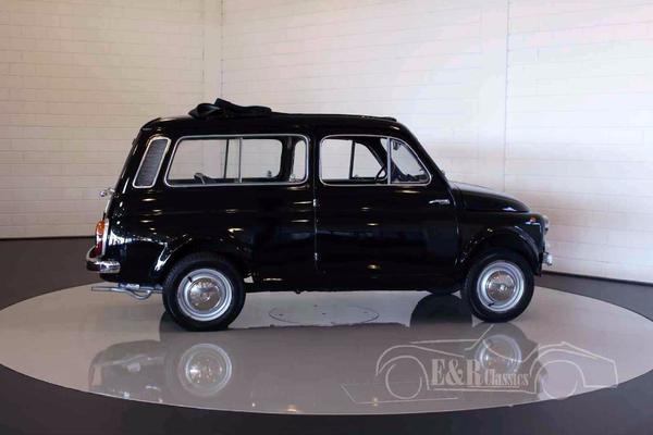 Fiat autobianchi occasion petites annonces de voitures d for Immagini giardiniere