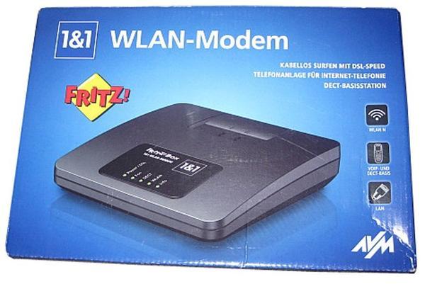 avm fritzbox 7312 wlan router mit dect in l tzelbach df modems isdn dsl kaufen und. Black Bedroom Furniture Sets. Home Design Ideas