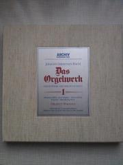 Bach: Das Orgelwerk