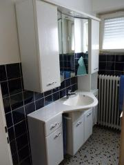Badezimmerschrank waschbecken haushalt m bel for Badezimmerschrank mit waschbecken