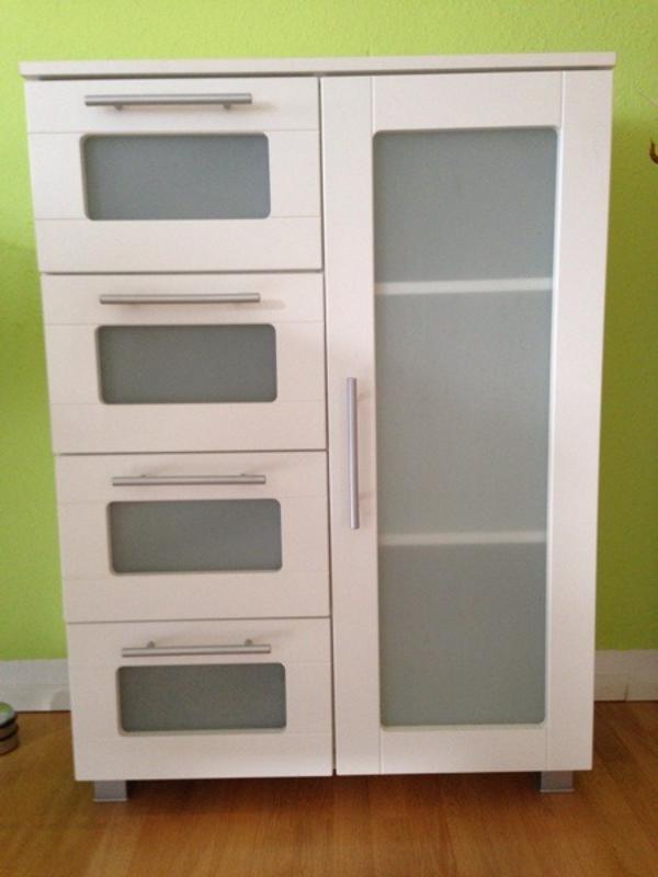 badschrank weiss neu und gebraucht kaufen bei. Black Bedroom Furniture Sets. Home Design Ideas