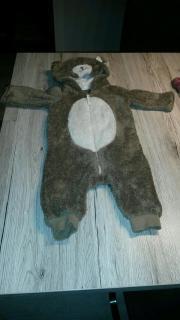 Bärenanzug Grösse 68