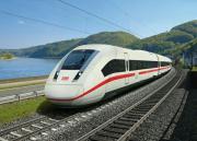 Bahn Ticket vom