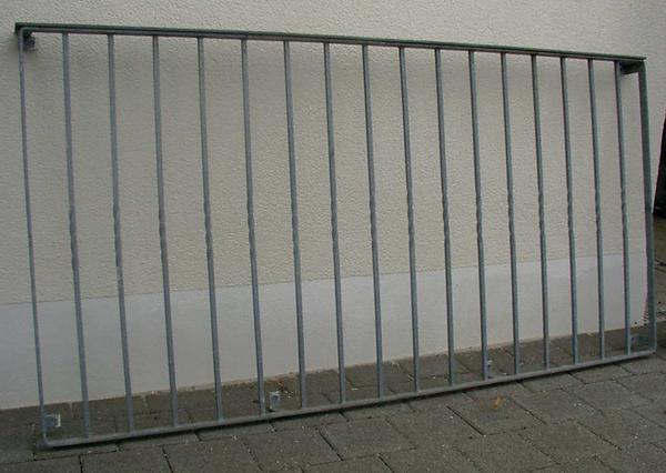 balkongel nder franz sischer balkon verzinkt in m nchen sonstiges material f r den hausbau. Black Bedroom Furniture Sets. Home Design Ideas