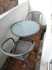 Balkonmöbel Sitzgruppe