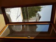 Balkontür mit Rollladen