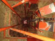 Ballenförder Heuballen Kettenförderer