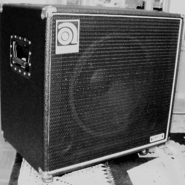 Bassbox Ampeg SVT15E » PA, Licht, Boxen