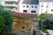 Baue Blockhaus,Gartenhaus,