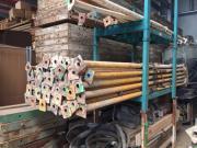 Baustützen-Bausprießen-Baustempel