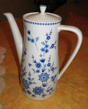 Bayrisch Blau Kaffeekanne