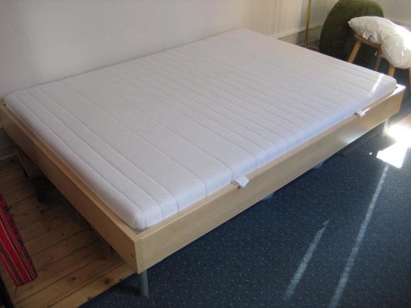 Bett 140cm breit mit matraze in heidelberg betten kaufen for Bett 140 breit