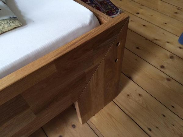 bett cubis 140 200 in karlsruhe betten kaufen und verkaufen ber private kleinanzeigen. Black Bedroom Furniture Sets. Home Design Ideas