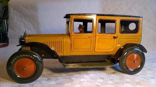 bing blechspielzeug auto in essen sonstige antiquit ten kaufen und verkaufen ber private. Black Bedroom Furniture Sets. Home Design Ideas