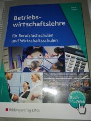 Blank Meyer - BETRIEBSWIRTSCHAFTSLEHRE