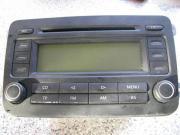 Blaupunkt RCD300BVX Autoradio,