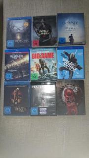 Blu- Ray Sammlung