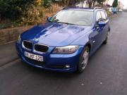 BMW 318 d -