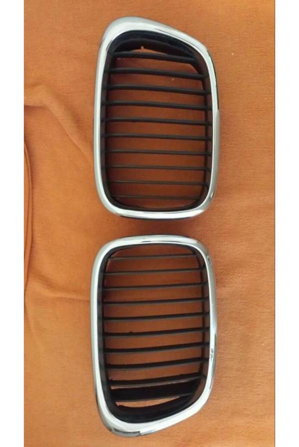 bmw e39 nieren k hlergrill sport front grill touring 5er m5 95 04 in berlin bmw teile kaufen. Black Bedroom Furniture Sets. Home Design Ideas