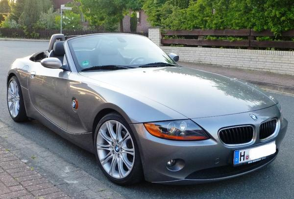 bmw z4 e85 in wedemark bmw cabrio roadster kaufen und verkaufen ber private kleinanzeigen. Black Bedroom Furniture Sets. Home Design Ideas