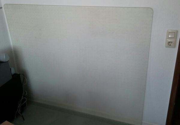 bodenschutzmatte kaufen gebraucht und g nstig. Black Bedroom Furniture Sets. Home Design Ideas