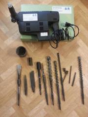 Bohrhammer 17-teilig
