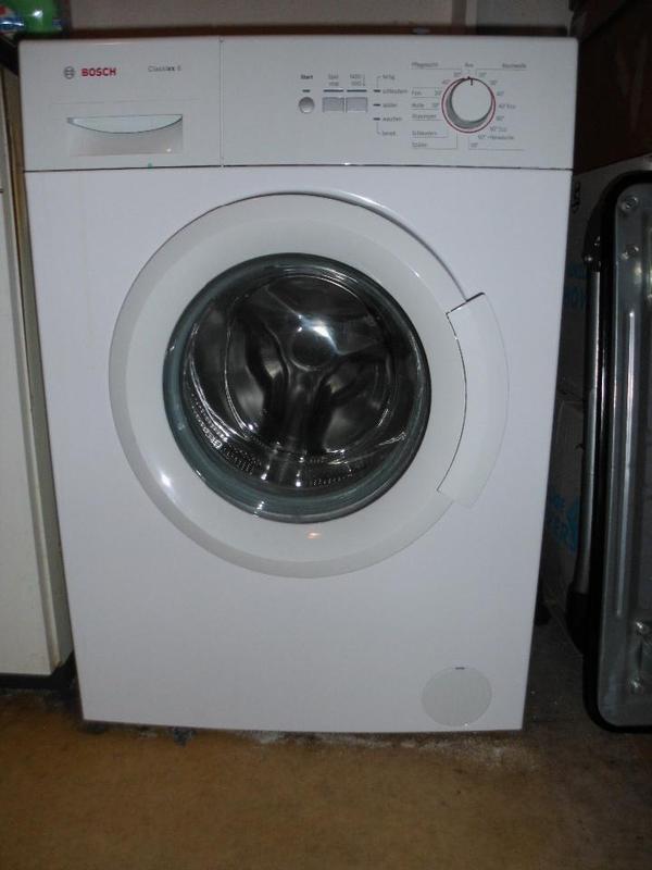 bosch classixx 6 waschmaschine in stuttgart. Black Bedroom Furniture Sets. Home Design Ideas