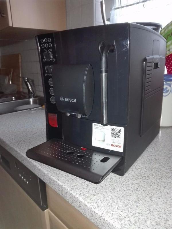 bosch tes50159de kaffee vollautomat verocafe in ebersbach kaffee espressomaschinen kaufen. Black Bedroom Furniture Sets. Home Design Ideas