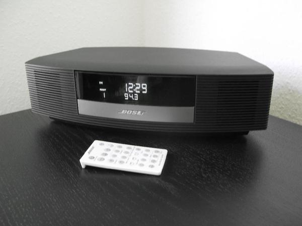bose wave radio ii in berlin stereoanlagen t rme kaufen und verkaufen ber private kleinanzeigen. Black Bedroom Furniture Sets. Home Design Ideas