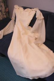 Brautkleid mit kleiner