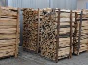 Brennholz, Buche kammergetrocknet,