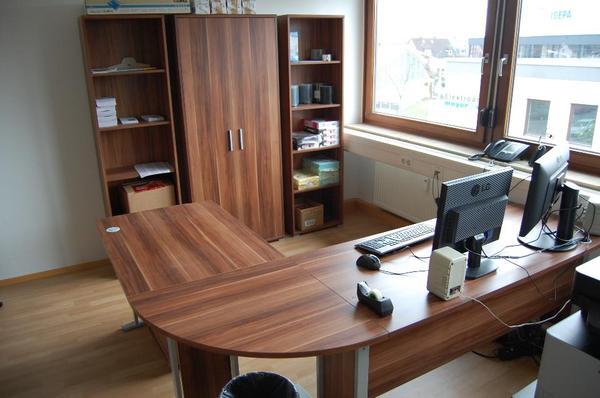 b roeinrichtung komplett 6 teilig in n rnberg b rom bel kaufen und verkaufen ber private. Black Bedroom Furniture Sets. Home Design Ideas