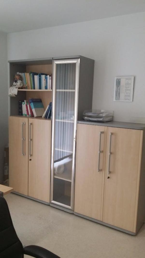 komplette b roeinrichtung b roausstattung krumbach schwaben gebraucht kaufen. Black Bedroom Furniture Sets. Home Design Ideas
