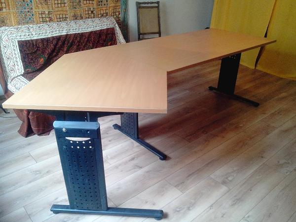 b roschreibtisch von febr in viernheim b rom bel kaufen und verkaufen ber private kleinanzeigen. Black Bedroom Furniture Sets. Home Design Ideas