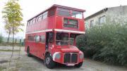 Cabrio roter London