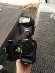 Canon 6D + Sigma
