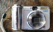 Canon PowerShot A610 -