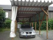 Carport-Überdachung für